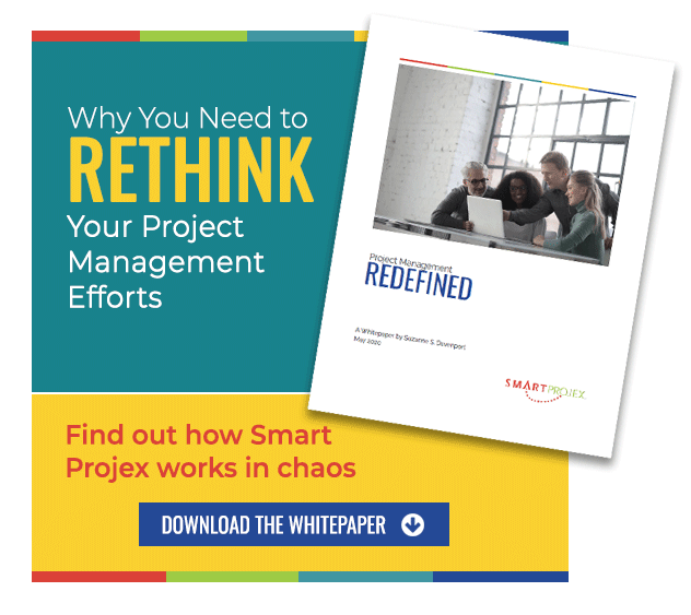 project management redefined