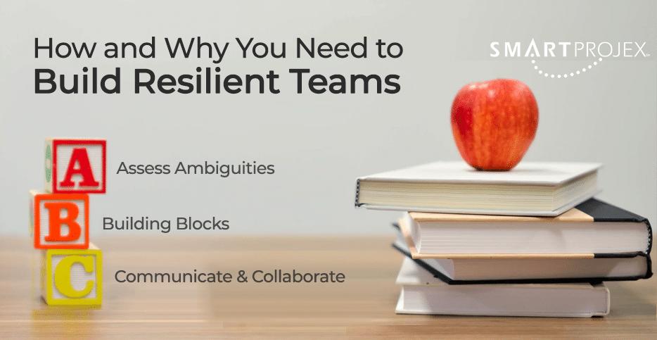 build resilient teams