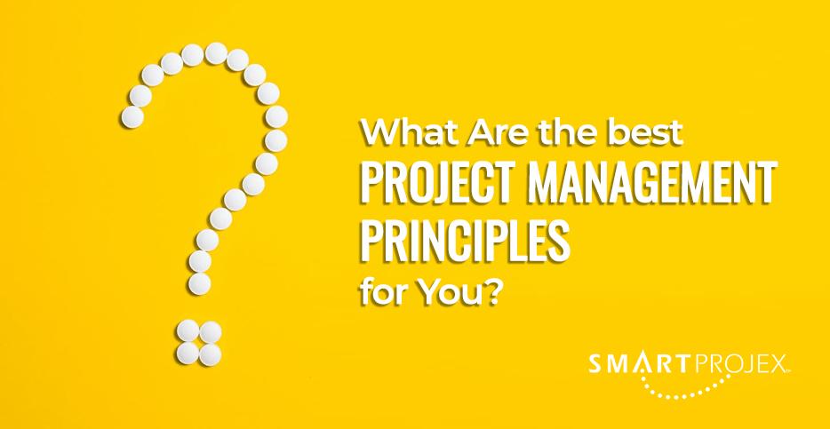best project management principles