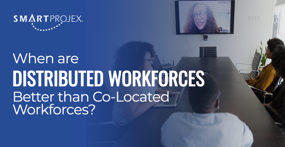 distributed workforces